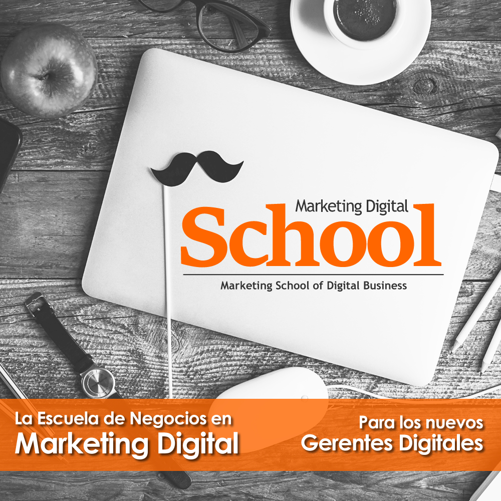 School Marketing Digital